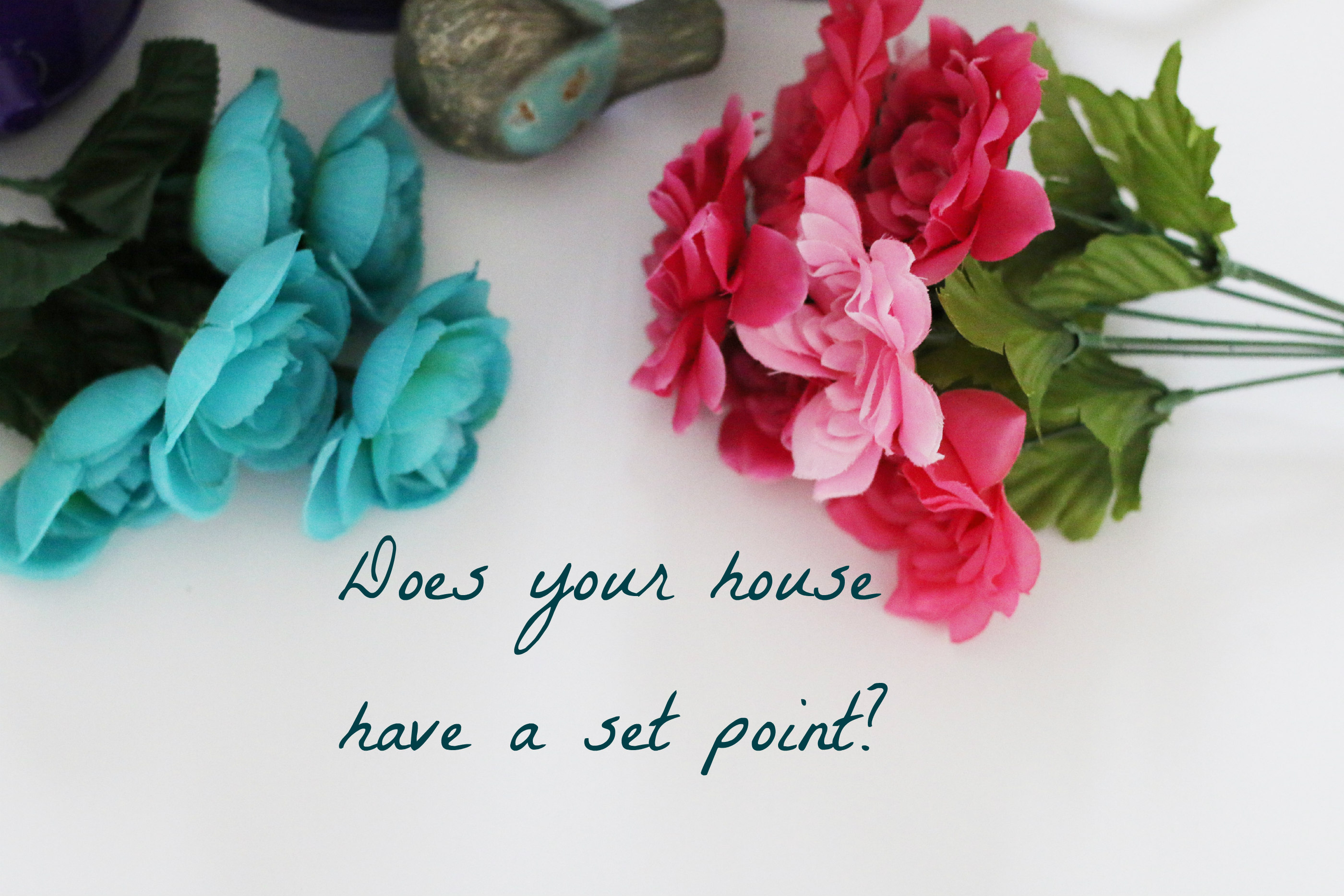 Does your house have a set point?